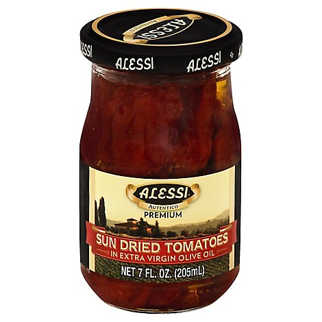 ALESSI Tomatoes Sun Dried in Extra Virgin Olive Oil - 7 Fl. Oz.