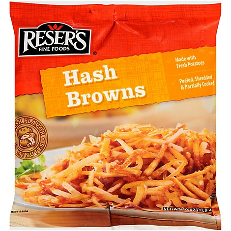 Reser Homestyle Hash - 20 Oz