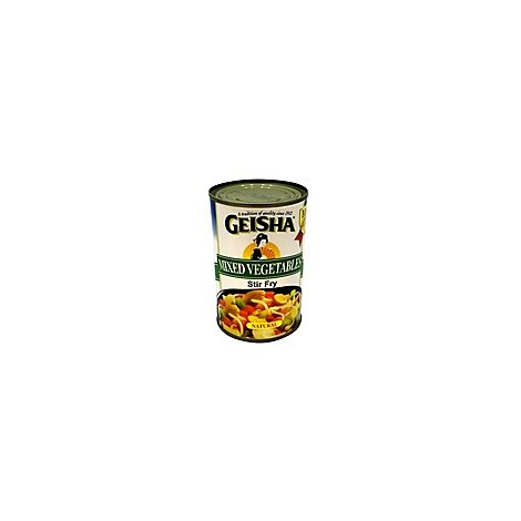 Geisha Mixed Vegetables - 14.4 Oz