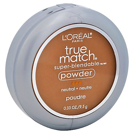 Loreal True Match Powder Tan Light - 0.40 Oz