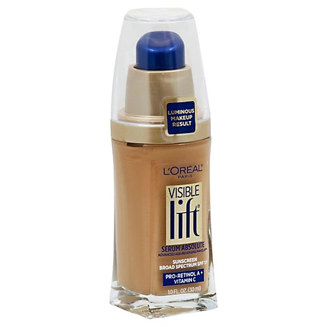 LOreal Visible Lift Serum Absolute Makeup Buff Beige 149 - 1 Fl. Oz.