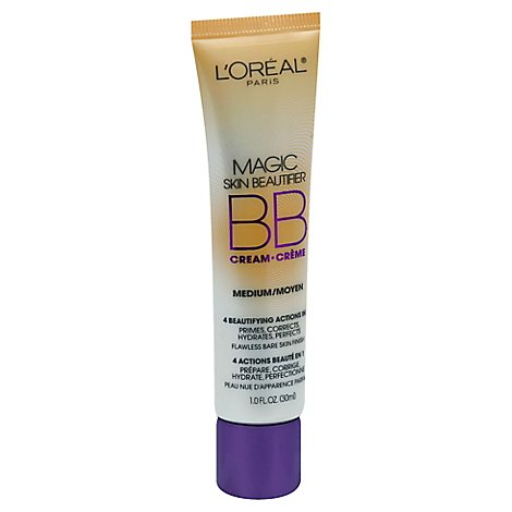 Loreal Studio Secrets Magic Bb Cream Medium - 1 Oz