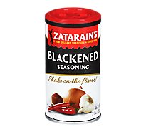 Zatarains New Orleans Style Seasoning Blackened - 3 Oz