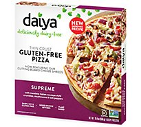 Daiya Pizza Supreme Frozen - 19.4 Oz