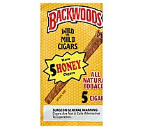 Backwoods Honey - 5 Count