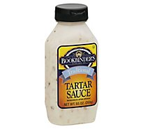 BOOKBINDERS Sauce Tartar Traditional - 9.5 Oz