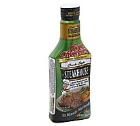 Tony Chacheres Marinade Steakhouse - 12 Oz