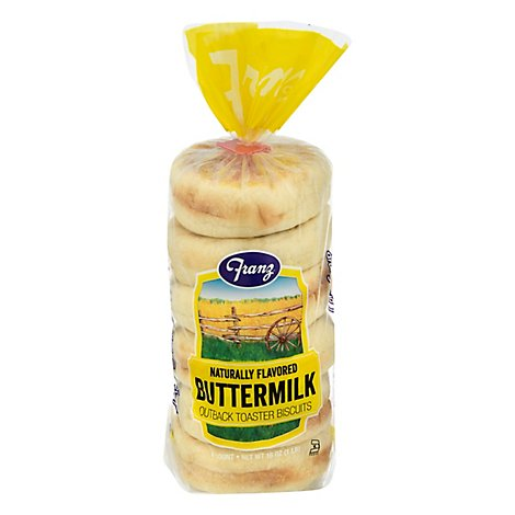 Franz Toaster Biscuit 6ct - 16 Oz