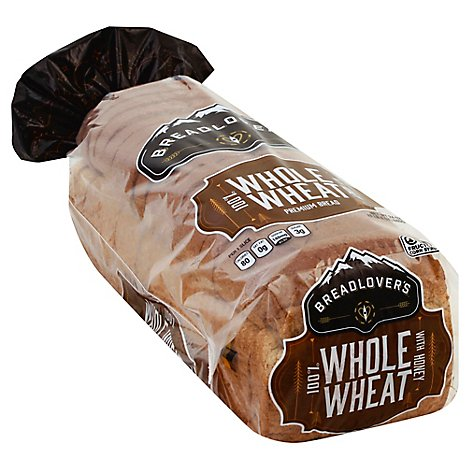 BreadLovers Bread Stone Ground - 24 Oz