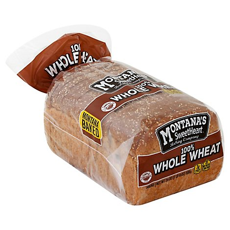 Montana Sweetheart 100% Whole Wheat - 24 Oz