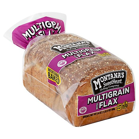 Montana Sweetheart Multi Grain & Flax - 24 Oz