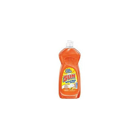 Sun Dish Detergent Oxi Citrus Energy Bottle - 20 Fl. Oz.
