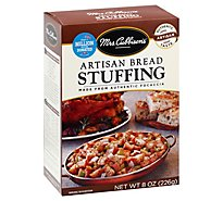 Mrs. Cubbisons Stuffing Authentic Focaccia Artisan Bread Box - 8 Oz