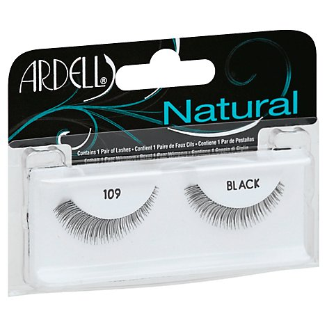 Ardell Fashion Lashes Black 109 - 2 Count