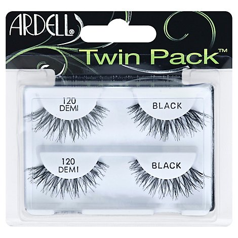 Ardell Lashes Twin Pack 120 - Each
