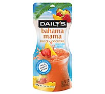 Dailys Cocktails Ready To Drink Frozen Bahama Mama - 10 Fl. Oz.