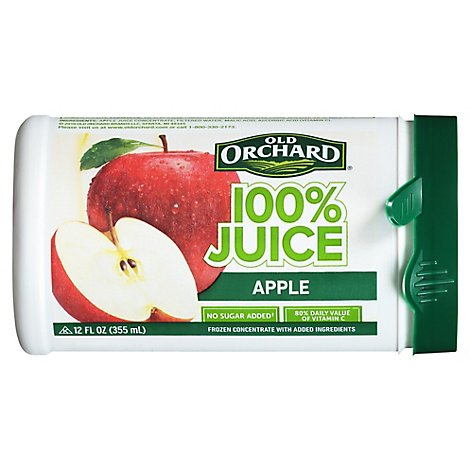 Old Orchard Juice Frozen Concentrate Apple - 12 Fl. Oz.