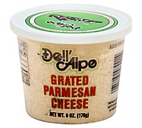 Del Alpe Cheese Parmesan - 6 Oz