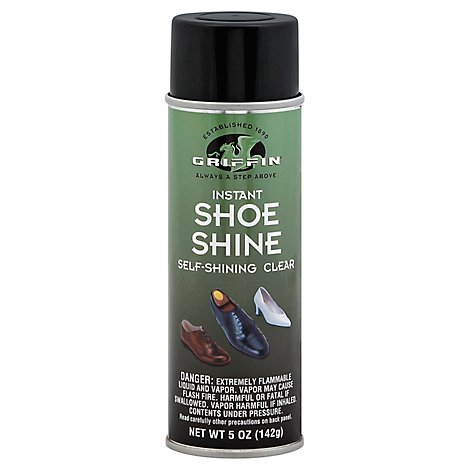 Hkry Instnt Shoe Shine Aeros - Each