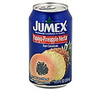 Jumex Nectar From Concentrate Papaya-Pineapple Can - 11.3 Fl. Oz.