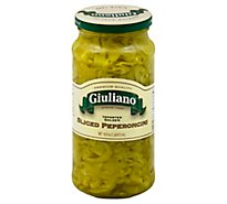 Giuliano Peperoncini Sliced - 16 Fl. Oz.
