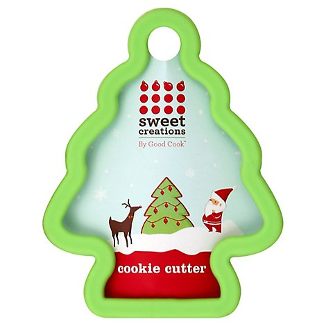 Gc Cookie Cutter Tree - Each