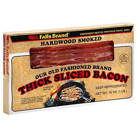 Fb Bacon Stack Pk Thick - 16 Oz