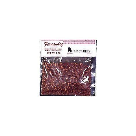Fernendez Specialty Food Chile Caribe - 2 Oz