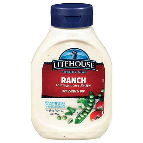 Litehouse Ranch Original - 20 Oz