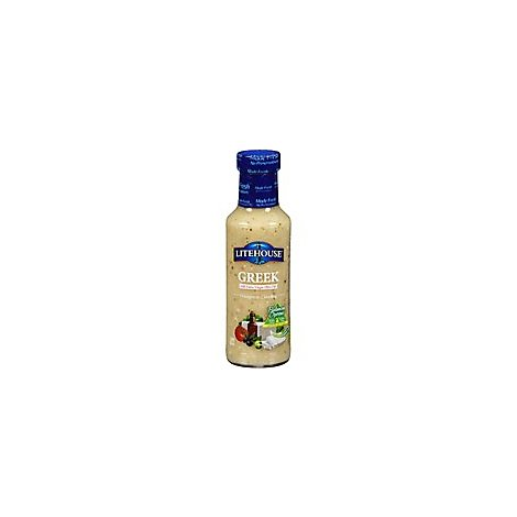 Litehouse Greek Vinaigrette - 12 Oz