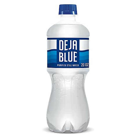 DejaBlue Drinking Water Purified - 20 Fl. Oz.