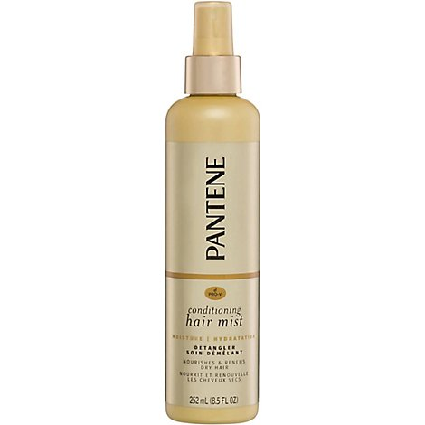 Pantene Pro V Detangler Conditioning Hair Mist Moisture - 8.5 Fl. Oz.