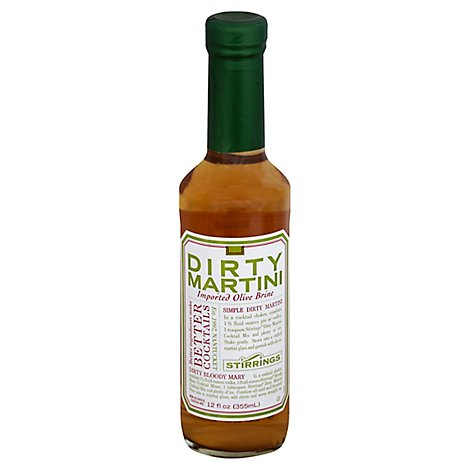 Stirrings Dirty Martini - 12 Fl. Oz.