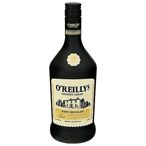 Oreillys White Chocolate - 750 Ml