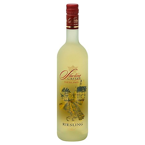 Starling Castle Riesling White Wine - 750 Ml