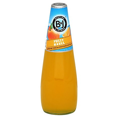 B & J Fuzzy Navel Btl - Each