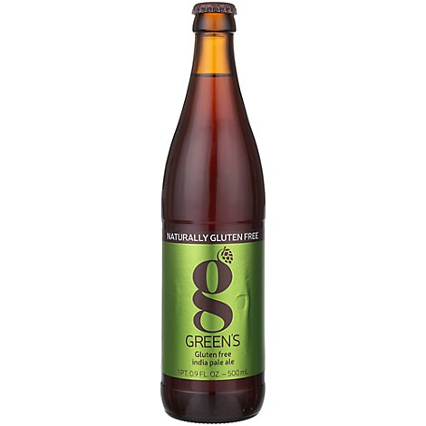 Greens Gf India Pale Ale - 16.9 Fl. Oz.