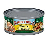 Bumble Bee Chicken White Chunk in Water - 5 Oz