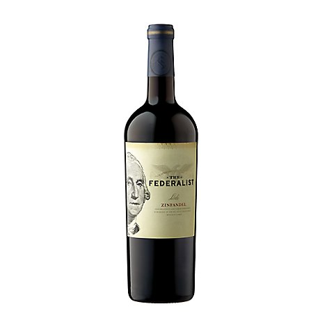 The Federalist Zinfandel Lodi - 750 Ml