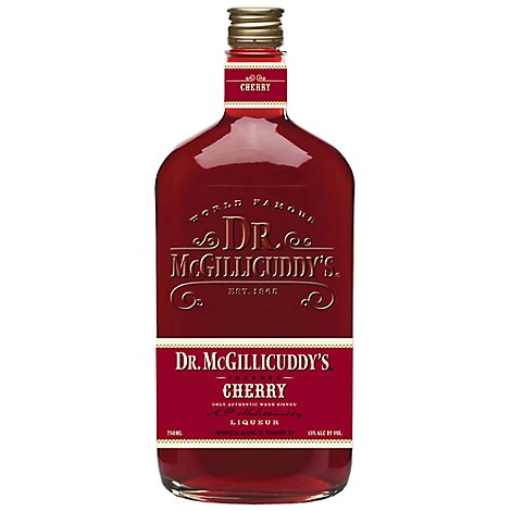 Dr Mcgillicuddys Cherry - 750 Ml
