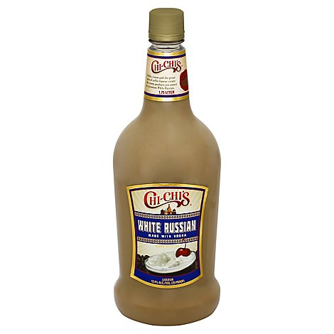 Chi Chis White Russian - 1.75 Liter