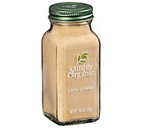 Simply Organic Garlic Powder - 3.64 Oz