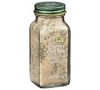 Simply Organic Garlic Salt - 4.7 Oz