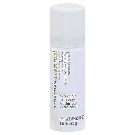 Sebastian Shaper Plus Hairspray Extra Hold - 1.5 Oz