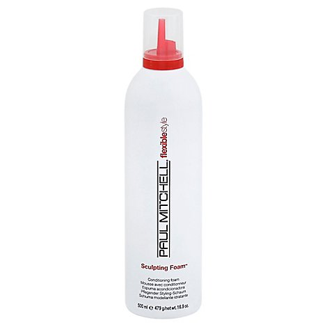 Paul Mitchell Flexible Style Sculpting Foam - 16.9 Oz