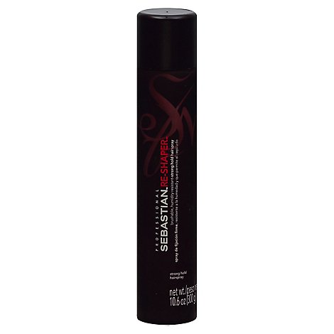 Sebastian Reshaper Strong Hold Hairspray - 10.6 Oz