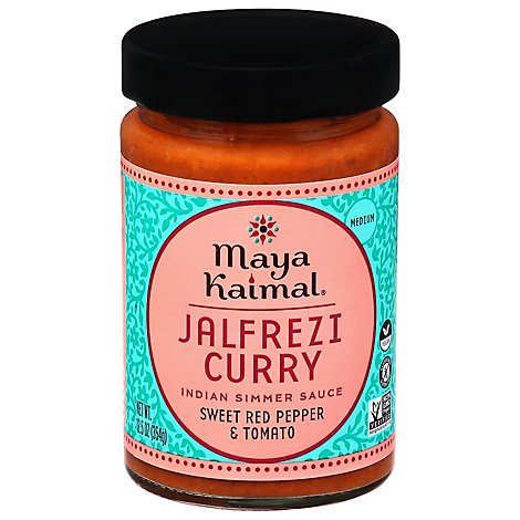 Maya Kaimal Curry Jalfrezi - 12.5 Oz