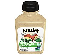 Annies Naturals Sauce Worcestershire Organic - 12 Oz