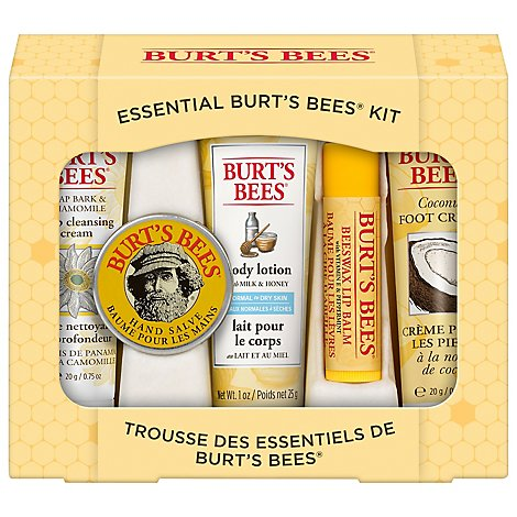 Burts Bees Essentials Kit - Each