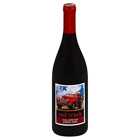 Red Truck Pinot Noir Wine - 750 Ml